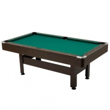 Τραπέζι Μπιλιάρδου VIRGINIA 6 180x90cm Garlando
