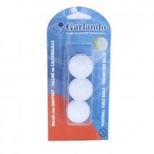 Μπαλάκια για Ποδοσφαιράκι 3τμχ Garlando