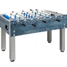 Ποδοσφαιράκι (G-500) - μπλε, αδιάβροχο με εξερχόμενες ράβδους - GARLANDO