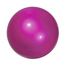 Μπάλα Ρυθμικής Γυμναστικής 19cm 420gr Μωβ