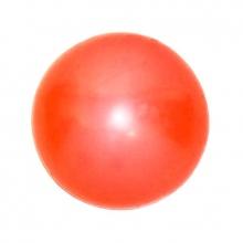 Μπάλα Ρυθμικής Γυμναστικής 19cm 420gr Κόκκινο