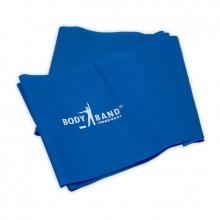 Λάστιχο Γυμναστικής σε Ρολό GM BODY BAND 2.5m x 14.5cm Μπλε