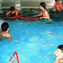 Στεφάνι για Κολύμπι και Κατάδυση