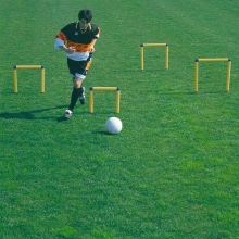 Τόξο Ασκήσεων Ακριβείας Ποδοσφαίρου 40x40cm