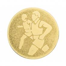 Μετάλλιο για Αγώνες Δρόμου Επίχρυσο