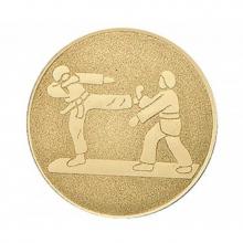 Μετάλλιο Πολεμικών Τεχνών Επίχρυσο