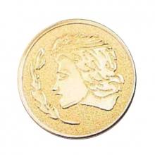 Μετάλλιο Αγώνων Κεφαλή Επίχρυσο