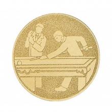 Μετάλλιο Αγώνων Μπιλιάρδου Επίχρυσο