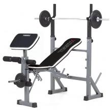 Πάγκος Γυμναστικής με Ορθοστάτες WBX 60 Toorx