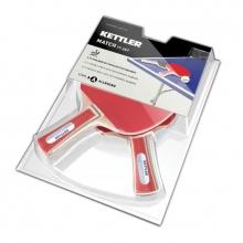 Σετ 2 Ρακέτες Ping Pong ΤΤ MATCH (7090-500) Kettler