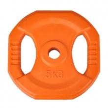 Δίσκος Octagon για Μπάρες Body Pump 5 Kg