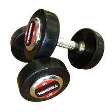 Αλτήρας με Λάστιχο Rubber Pro (MGP-10) 10kg Toorx