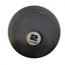 Μπάλα Χωρίς Αναπήδηση Slam Ball SB-2 2kg Toorx