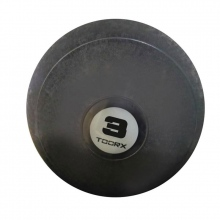 Μπάλα Χωρίς Αναπήδηση Slam Ball SB-3 3kg Toorx