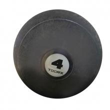 Μπάλα Χωρίς Αναπήδηση Slam Ball SB-4 4kg Toorx