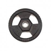 Δίσκος Πλαστικός με Λαβές Φ50mm 15 kg Toorx