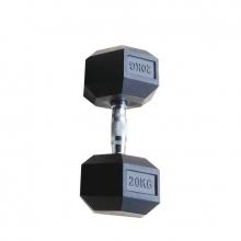 Αλτήρας Εξάγωνος Επαγγελματικός 20kg Toorx