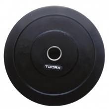 Δίσκος για Μπάρες Ø50mm TRAINING BUMPER 25kg Toorx