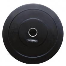 Δίσκος για Μπάρες Ø50mm TRAINING BUMPER 15kg Toorx