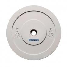 Δίσκοι για Μπάρες Βάρους 5kg Challenge Bumper Toorx