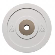 Δίσκοι για Μπάρες COMPETITION BUMPER 5kg Toorx