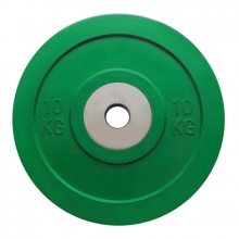 Δίσκοι για Μπάρες COMPETITION BUMPER 10kg Toorx