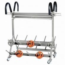 Βάση Αποθήκευσης για 20 Body Pump Set RBP-20 Toorx
