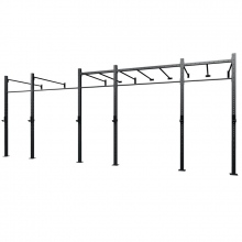 Wall Crosstraining Cage Toorx CHALLENGE G60-5MMS