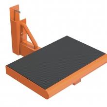 Step Up Plate (AG75-SU) - TOORX