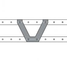 Σύστημα βραχιόνων Σχήματος V (AGU-2SV) TOORX