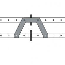 Σύστημα βραχιόνων Σχήματος V (AGU-4SV) TOORX