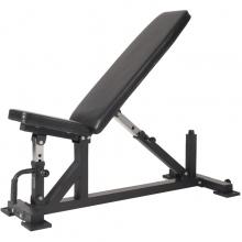Ρυθμιζόμενος πάγκος γυμναστηρίου WBX-200 Adjustable Gym Bench TOORX