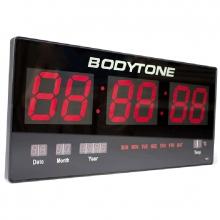 Ρολόι Τοίχου (LC) LED CLOCK Bodytone