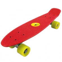 FREEDOM (κόκκινο/κίτρινο) Skateboard-Nextreme