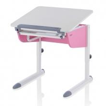 Γραφείο για Κορίτσια Kettler LOGO LITTLE X Λευκό/Ροζ