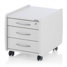 Λευκή Συρταριέρα Kettler LOGO TRIO BOX