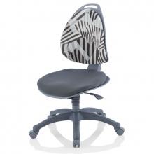 Παιδική Καρέκλα BERRI COLORED (0W20101-6040) grey stripes