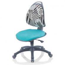 Παιδική Καρέκλα BERRI COLORED (0W20101-6050) turqouise stripes