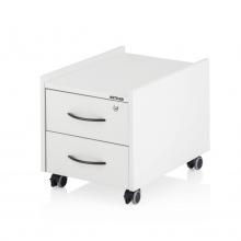 Συρταριέρα KETTLER Sit On λευκή (0W30102-2020)