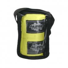 Κίτρινο Ελαστικό Μπαντάζ Πυγμαχίας AlpineFitness