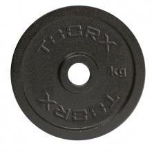 Μαύρος Μαντεμένιος Δίσκος 20 kg Ø25mm Toorx