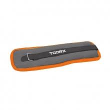 Βαράκια Άκρων 2x1kg με Velcro (AHF-072) Toorx