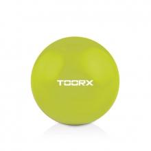 Μπάλα Ενδυνάμωσης Toning Ball 1kg Lime Green Toorx