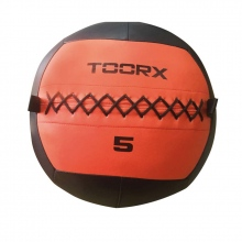 Wall Ball Μπάλα με Βάρος 5kg Toorx