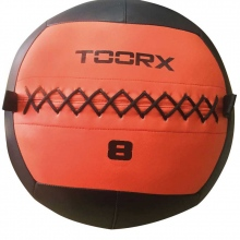 Wall Ball Μπάλα με Βάρος 8kg Toorx