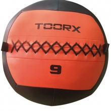 Wall Ball Μπάλα με Βάρος 9kg Toorx