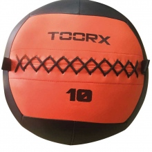 Wall Ball Μπάλα με Βάρος 10kg Toorx