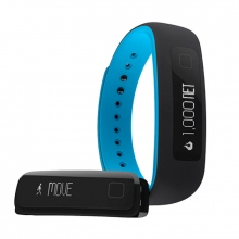 Activity Tracker iFIT VUE Black/Blue