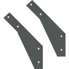2 Σύνδεσμοι ορθοστατών-rigs Master (AG75-SQ)
