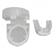Προστατευτικό Μασελάκι Δοντιών Διπλό SR BOT-027 TOORX